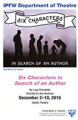 Six Characters in Search of an Author (2016-2017)