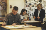 (Photos VA) (6) April 2001 Drawing Class